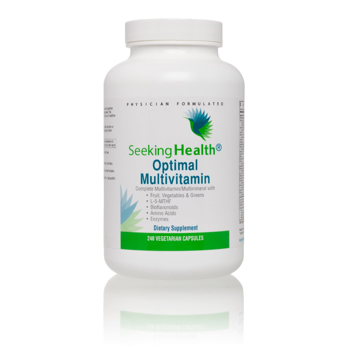 Optimal Multivitamin - 240 Capsules