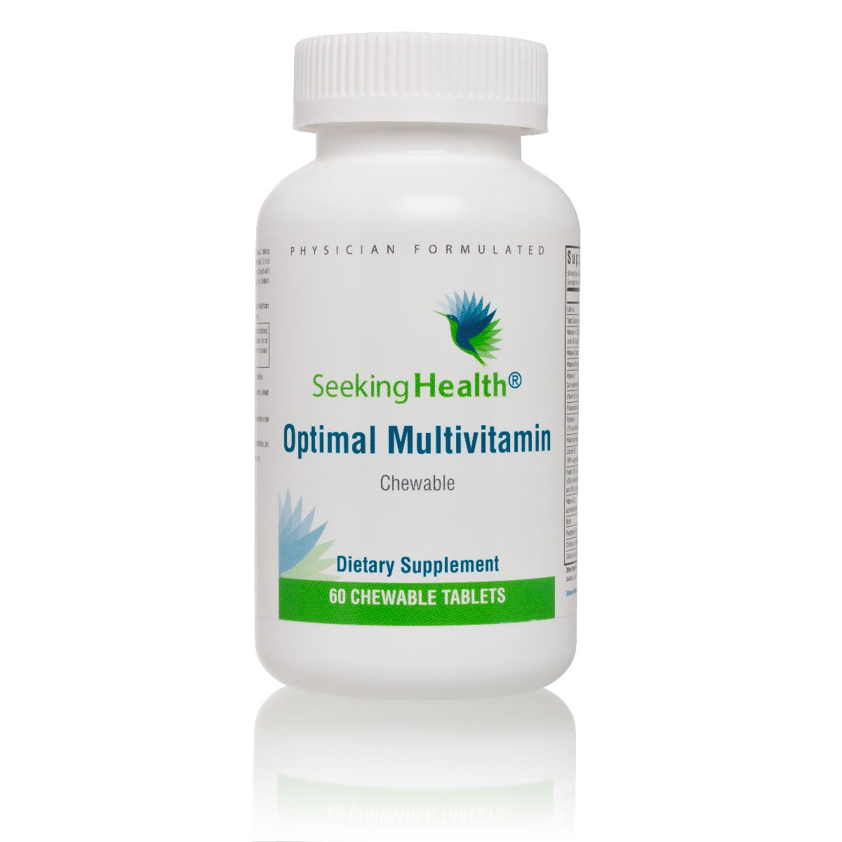 Optimal Multivitamin Chewable - 60 Chewable Tablets