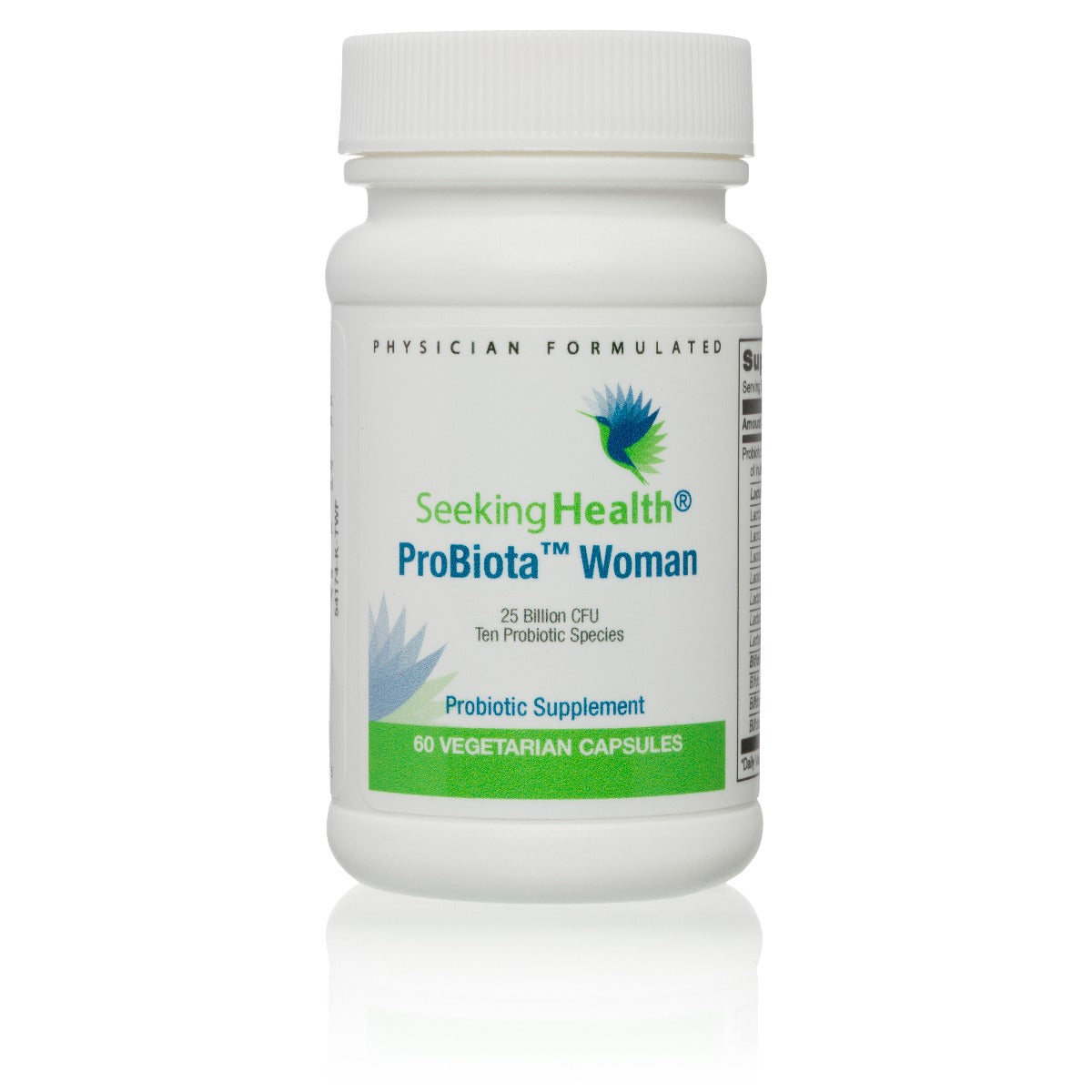 ProBiota Woman 25 Billion CFU's - 60 Capsules
