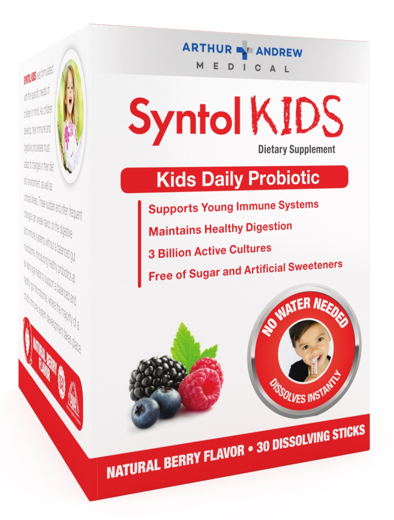 Syntol-KIDS - 30 Sachets
