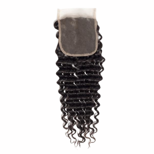 Lace Closure bouclée