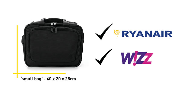 Avoid Paying For Priority Boarding On Ryanair Wizz Air Gate8 Luggage