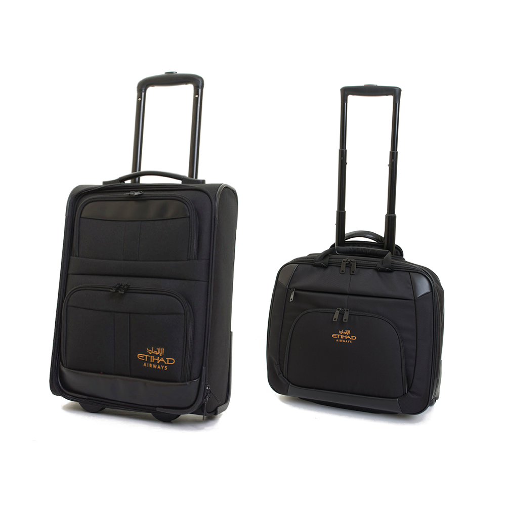 EXPERTS IN CABIN CREW AND PILOT LUGGAGE – GATE8 Luggage
