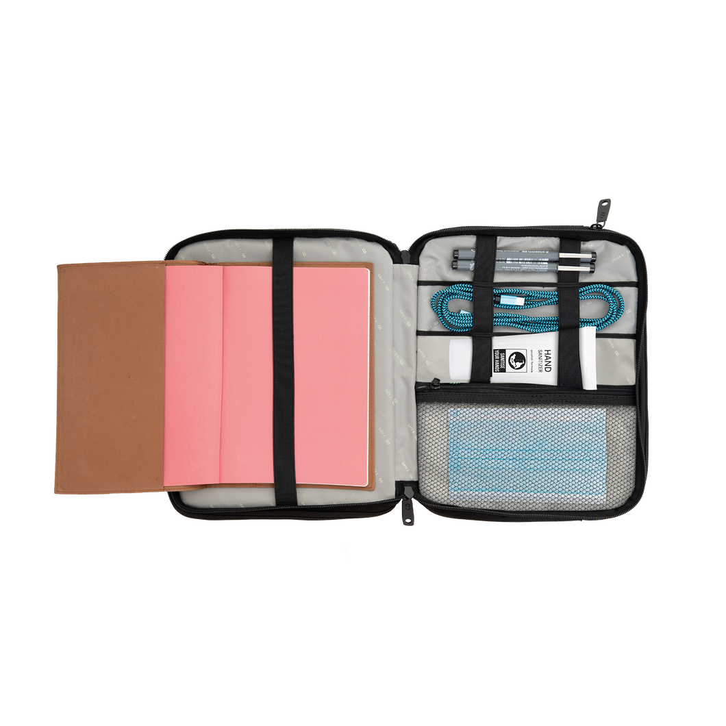 Tech, valuables and hygiene product Personal Organiser