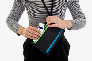 Work & Travel Hygiene PPE Organiser (packed with multiple PPE)