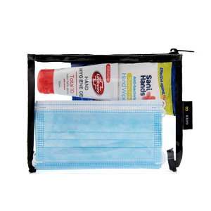 Multi Trip Work & Travel Hygiene Accessory Kit (pre packed)