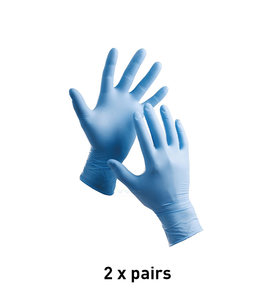 Medical gloves certified