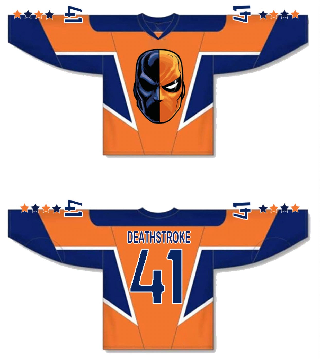 Custom Hockey Jersey- James Bernnan - YoungSpeeds