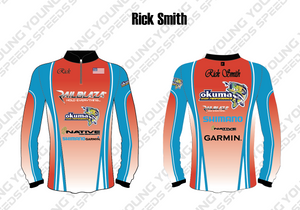 Fishing Jersey Sample - YoungSpeeds