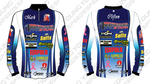 Mark Clifton-Custom Fishing jersey - YoungSpeeds