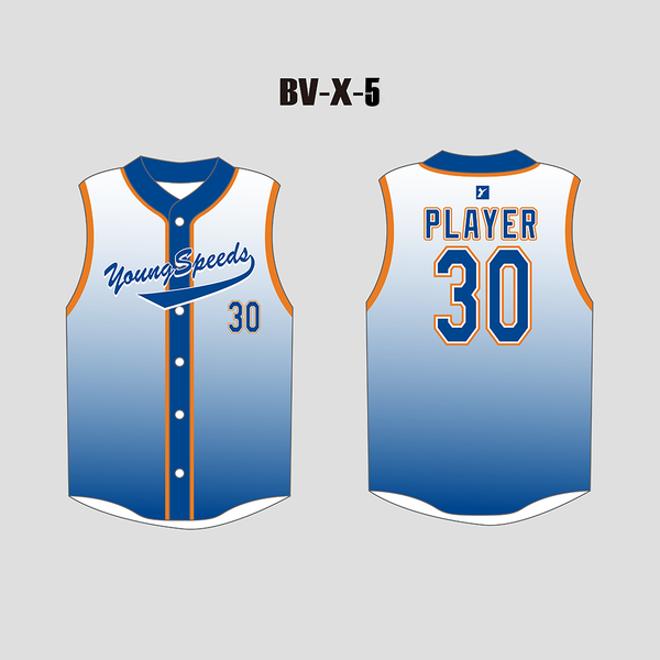 Sublimated Custom Pro Tournament Fishing Jerseys Crew Neck - YoungSpeeds