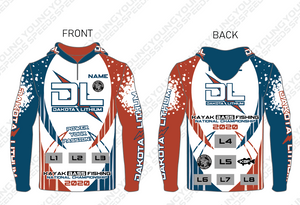 DL FISHING JERSEY - YoungSpeeds