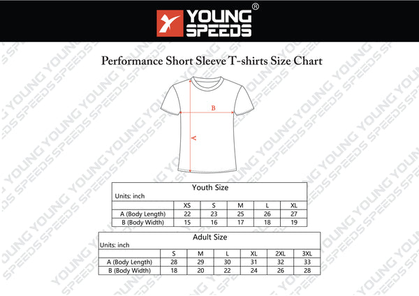 Exclusive Sublimated Ombre Gen Z T-Shirts Made in USA - YoungSpeeds