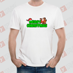 Cute Merry Christmas Shirts Made in USA - YoungSpeeds