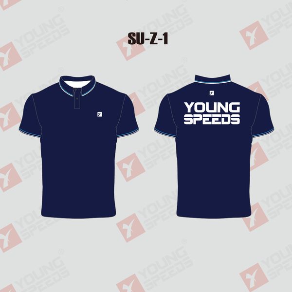 Sublimated Embroidered Custom Team School Company Uniform - YoungSpeeds