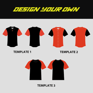 Design Your Own Baseball Softball Jerseys Custom Made - YoungSpeeds