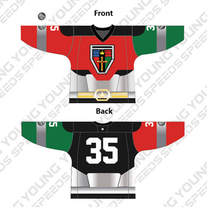 Voltorn Hockey Jersey-Dale Dick Jr. - YoungSpeeds