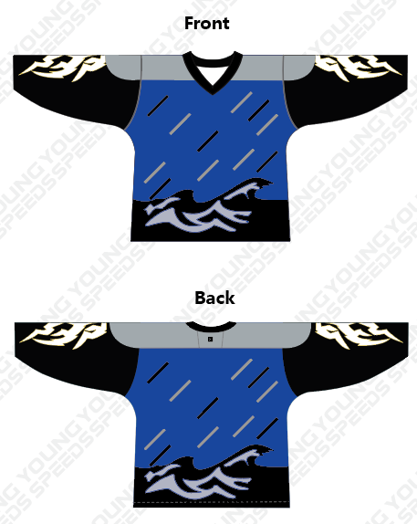 Blank Tampa Bay Lightning Jersey - YoungSpeeds