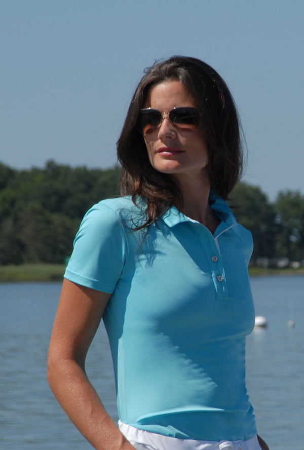Boca Polo Shirt - Luminora