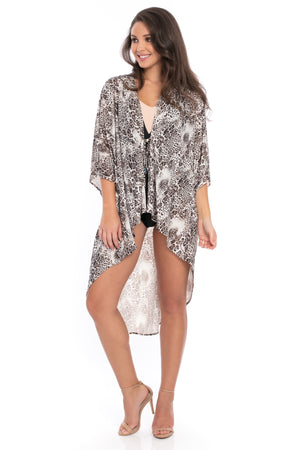 Sorrento Kaftan | UV protection kaftan for women - Luminora