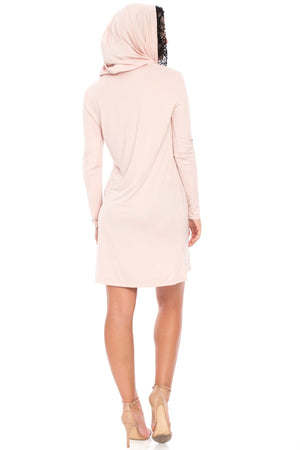 uv-protective-Venezia Hoodie-Dress