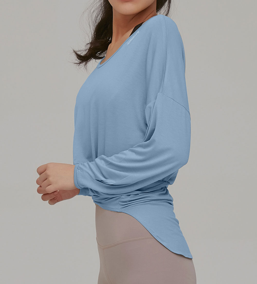 Active Wrap Shirt - Luminora