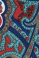 Knit UPF Fabric - Paisley