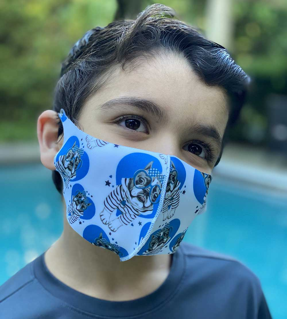Kids Face Mask - Luminora