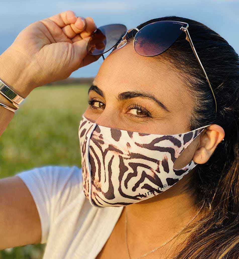 Face Mask | Prints - Luminora