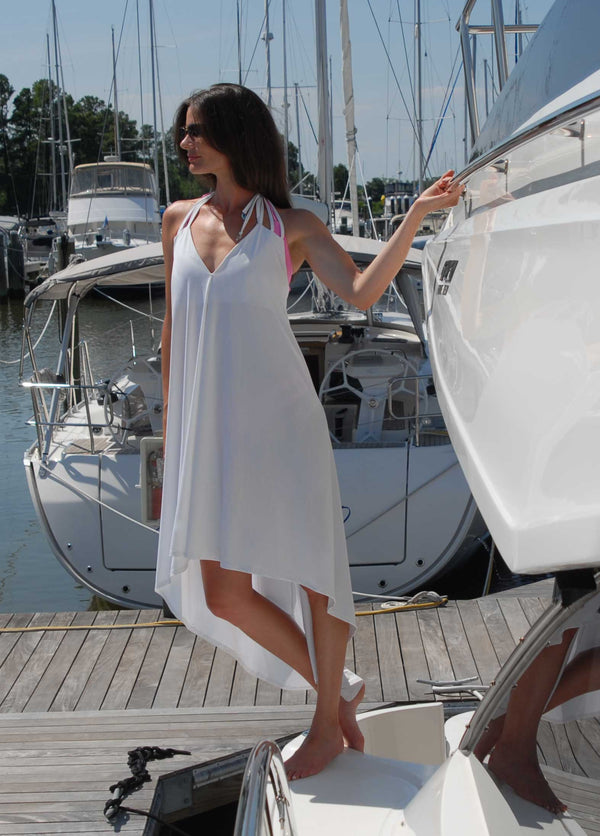 Santa Barbara Dress - Luminora