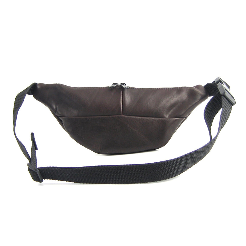 0f645751478 Small Leather Fanny Pack FPJ - with accent leathers
