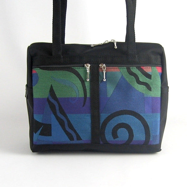 "P  Classic ""Pocketbook"" w/ 2 open end pockets"