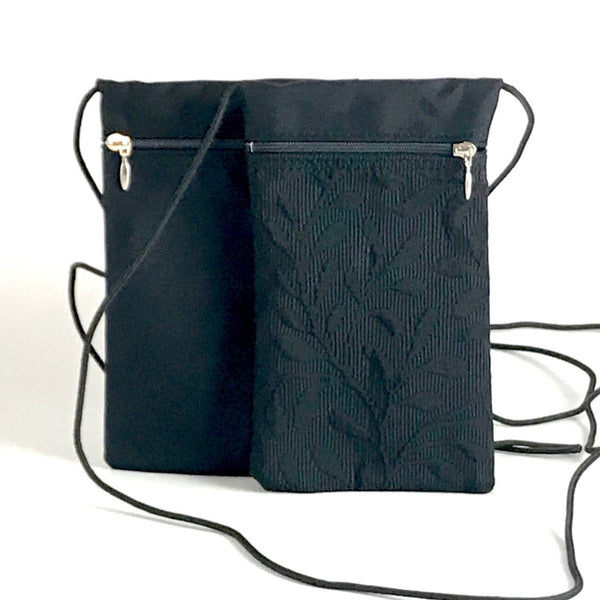 Two-Tone CrossBody Cell Phone Bag T10S