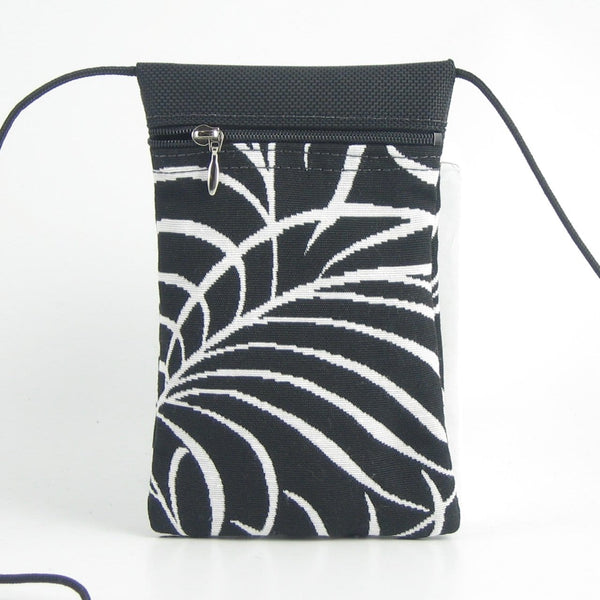 Vintage Fabrics CrossBody Small Cell Phone Bag T10S