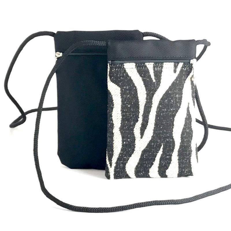 Two Tone  CrossBody Large Cell Phone Bag T12S