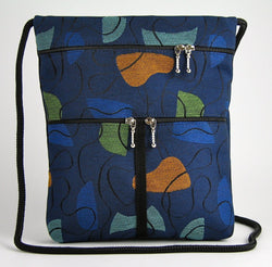 N-S iPad Cross-body Travel Bag T15