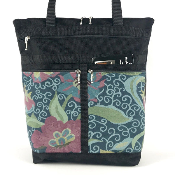 Traveler Large N-S Laptop Organizer Tote
