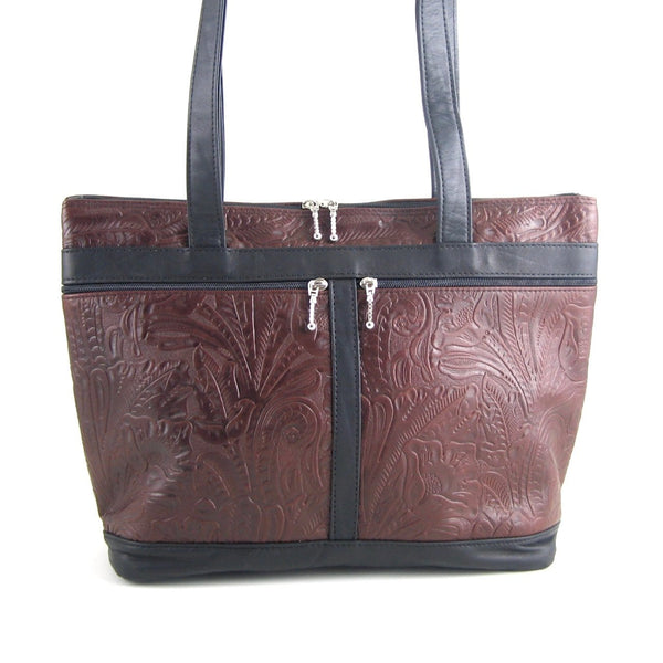 Marley French Satchel V223