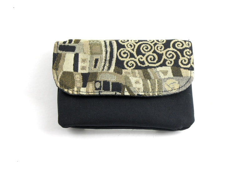 Medium Clutch Flap Wallet CW