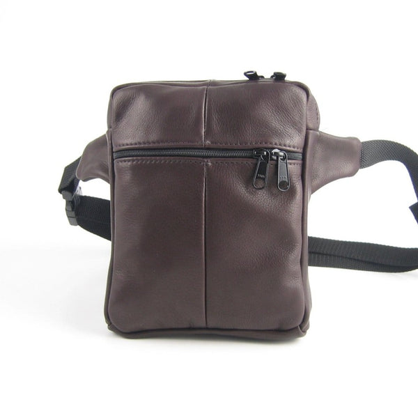 Hip Pack - leather Fanny pack