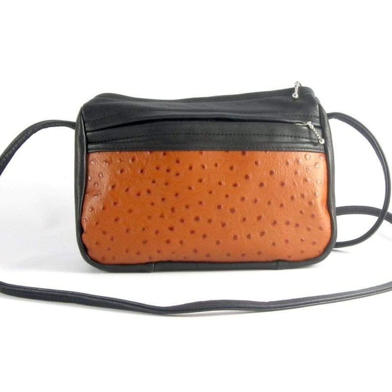 Leather CrossBody Satchels in 2 sizes