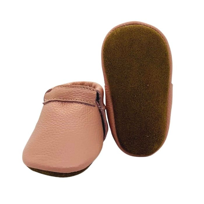 Blush Baby Shoes | Soft Sole