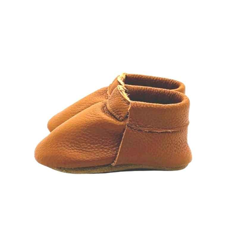 Caramel Baby Shoes | Soft Sole