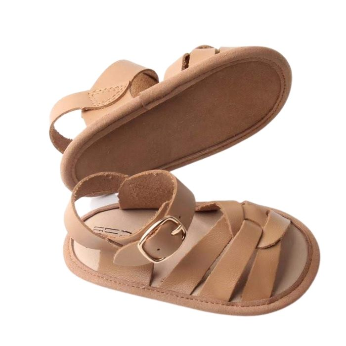 Chocolate Smoothie Sami Sandals | Soft Sole