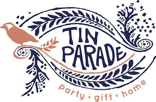 Tin Parade Party Gift Home