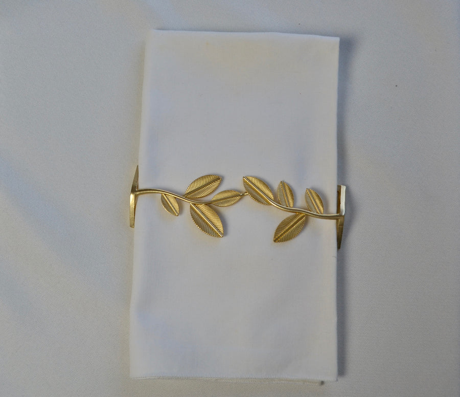 Leaf Wrap Matte Gold