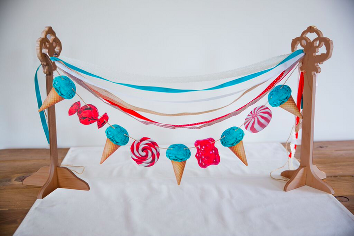 Sweets Garland