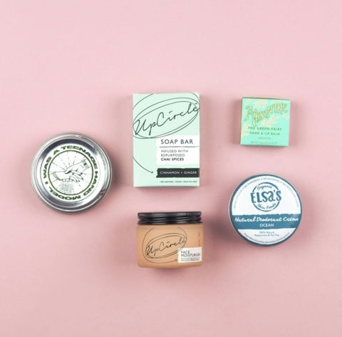 A Plastic-Free Beauty Routine