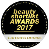 Beauty shortlist awards 2017 badge