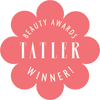 Tatler best bathtub product award badge